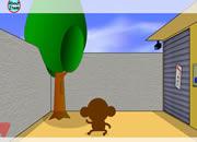 小猴子的逃脱