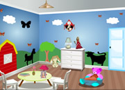 Kids Bed Room Escape