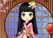 日式古装小萝莉