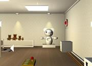 逃出玩具小熊房间