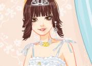 姬系甜美开朗的公主-