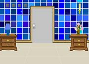 逃出蓝格迷幻房间12