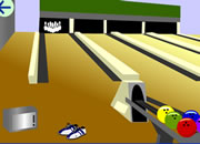 Escape from Bowling Alley