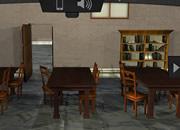 逃出3D图书馆3
