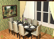 Fancy Dining Room