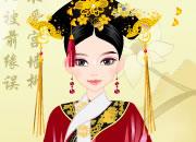 华丽中国古装皇后