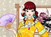 中国古典美女