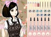 Shoujo manga avatar creator:Ojou-sama