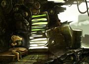 废墟机器人逃脱