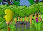 热汽球魔力森林逃脱