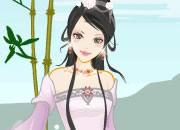 中国古装少女换装