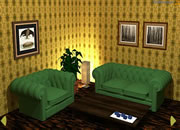 Yellow Sitting Room