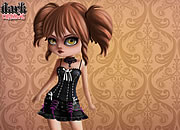 Dark Charming Dress Up Doll
