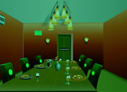 Dine Room Puzzle Escape