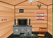 Wood House Ecape