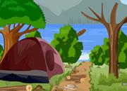 逃出森林营地