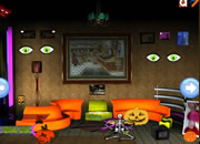 Halloween Splatters room escape