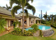 逃离夏威夷别墅