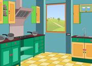 逃出清新厨房