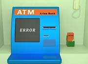 逃出ATM室