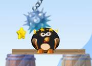 跳水冠军小企鹅