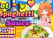 Hot Spaguetti Sauce
