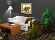 Jurassic Room Escape