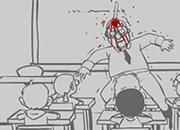 恶搞折磨老师