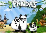 三熊猫海盗船逃生记