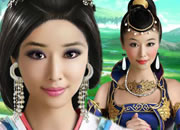 Oriental Beauty Makeover
