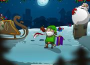 圣诞老人自救逃生