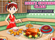 Christmas Dinner: Sara's Cooking Class