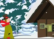 逃出圣诞雪精舍