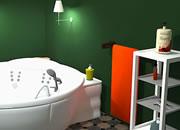 逃出绿色的浴室