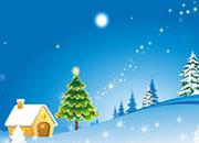 逃离圣诞雪夜小屋