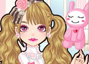 Cute Doll Make Up