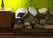 逃出石头爱好者房间