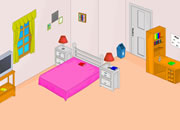 Girly Room Escape