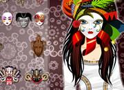 民族特色面具