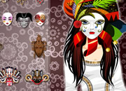 Folk Mask