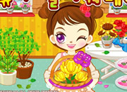 Judy's Flower Day