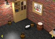 逃出锅罐房间