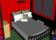 Red VIP Bedroom Escape