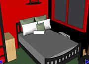 逃出红色贵宾卧室
