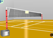 Escape From The Badminton Court
