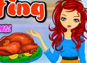 教你做感恩节烤火鸡