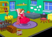 灰姑娘公主的逃脱-灰姑娘困在了一座城堡的房子里,请你来想办..
