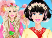 Barbie In Japan