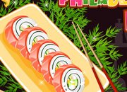 Sushi Classes: Philadelphia Roll