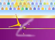 美女体操比赛